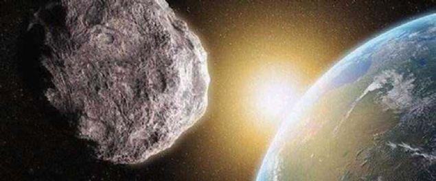 Avrupa Uzay Ajansı'ndan asteroit uyarısı!
