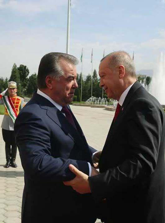 Başkan Erdoğan aile fotoğrafına katıldı, fotoğraf çekimi sırasında...