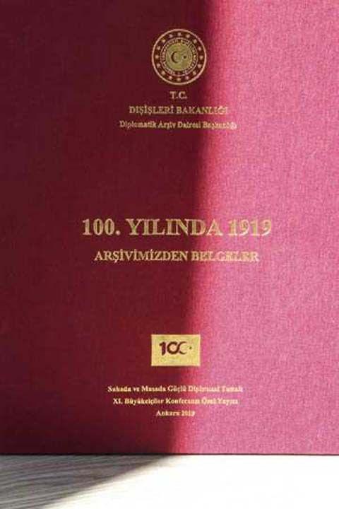 Milli Mücadele dönemi belgeleri ilk kez yayımlandı