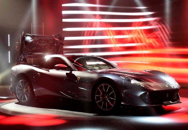 İşte dünyanın en güçlü 'Ferrari'si