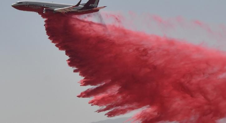 Bu uçakla yangınlar daha kolay söndürülecek
