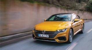 Volkswagen'in sportif üyesi Volkswagen Arteon'u test ettik