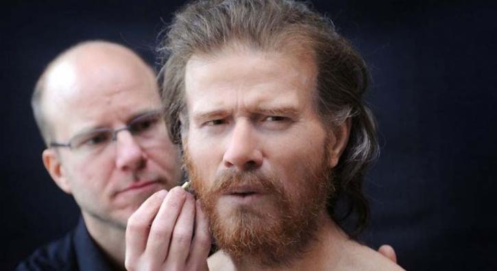 Binlerce yıl önce yaşamış insanların yüzleri canlandırıldı