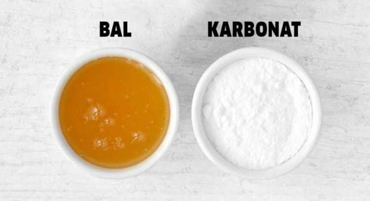Bu karışıma dikkat! Ballı karbonat nelere iyi geliyor?