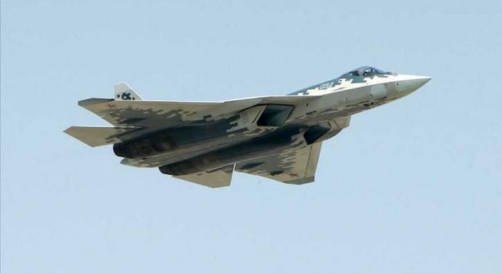 'Türkiye isterse Su-57 için hazırız'