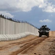 İran-Türkiye sınırına yapılan 144 kilometrelik duvarda sona yaklaşıldı