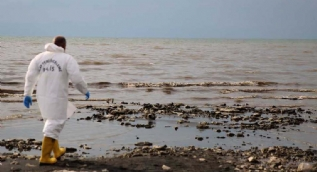 Van Gölü'nde esrarengiz olay! İnsan kemikleri bulundu