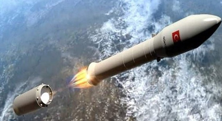 Göktürk-1 buluyor, Mehmetçik 12'den vuruyor