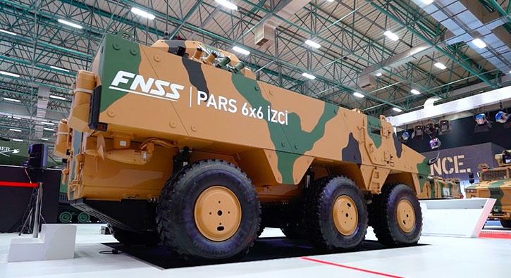 Zırhlı araçlarda ilk defa yerli motor kullanılacak