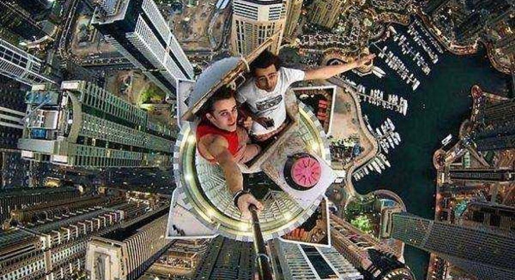 En tehlikeli Selfie'ler