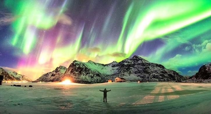 İşte 'Kuzey Işıkları'nı izleyebileceğiniz en iyi yerler