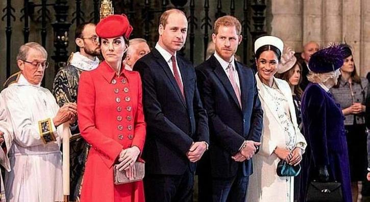 İngiliz Kraliyet ailesinde ilk ayrılık yaşandı