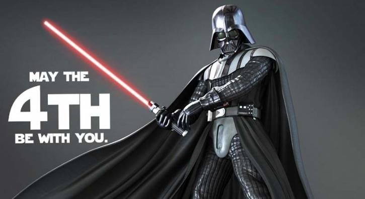 Dünya 'Star Wars' günü kutlu olsun!