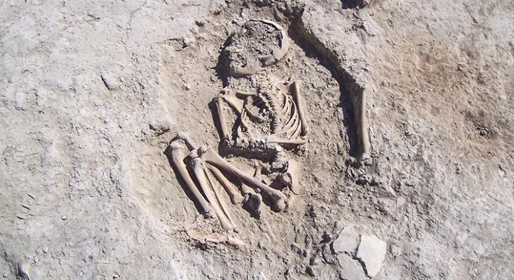 Arslantepe'de bulundu! Tam 5700 yıllık