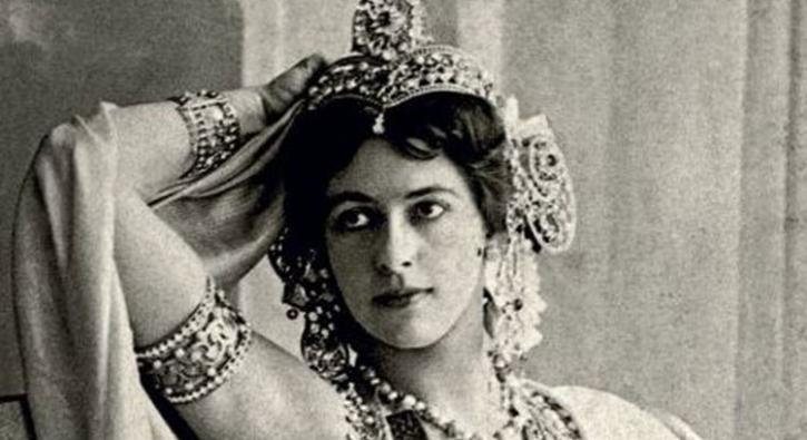 Dansçı casus Mata Hari'nin gizemli yaşamı