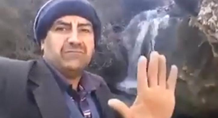 İşte ilk kez şelale gören dayının Turkcell'den aldığı ücret