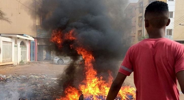 Korkunç iddia! Yakılan ve Nil Nehri'ne atılan cesetler...