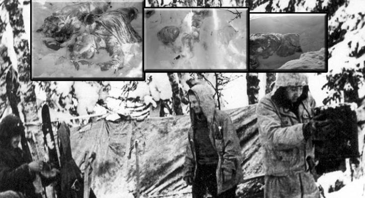 60 yıldır çözülemeyen sır ölümler Dyatlov Geçidi! Uzaylılar mı, gizli silah mı?