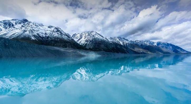 Dünyanın en güzel buzul manzaraları