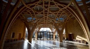 Başkan Erdoğan'ın açacağı Cambridge Camisi, Avrupa'nın ilk çevre dostu camisi