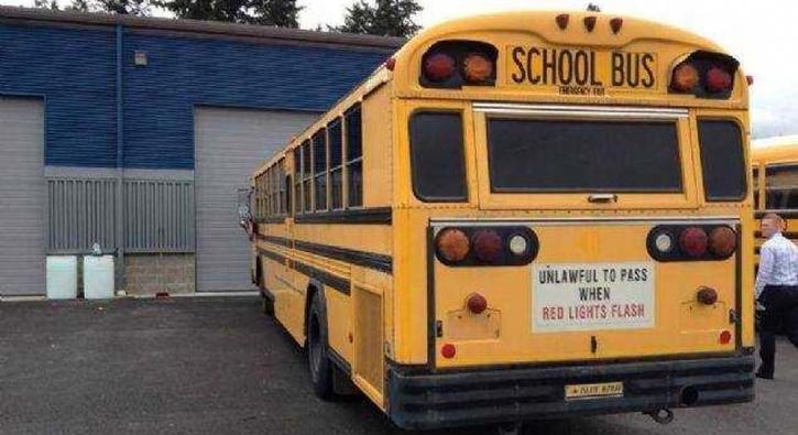 Hurda otobüs bakın ne hale geldi