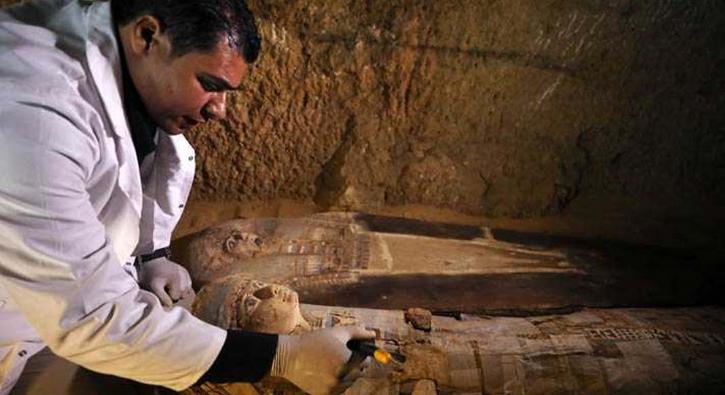 Bu keşif dünyayı şoke etti! Tam 4 bin 500 yıl geriye gittiler...