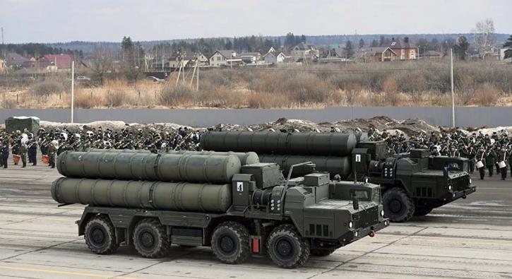 'Türkiye'nin S-400 alımı bölgedeki dengeleri değiştirir'