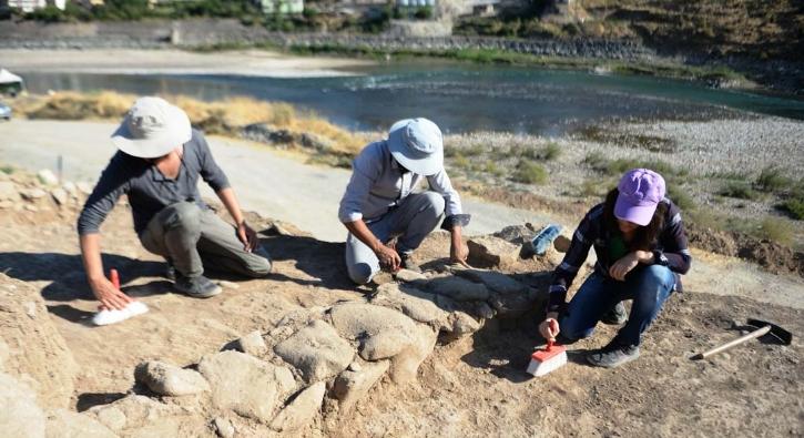 11 bin 800 yıl öncesine ait... Mardin'de bulundu