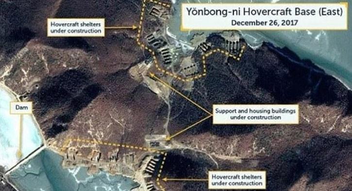 Kim Jong un'un planı uydu görüntüleri ile deşifre oldu