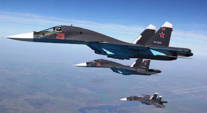Rus jetleri sınıra yakın uçan uçaklar için 4 kez havalandı