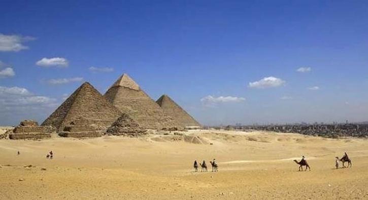 Mısır Piramitleri'nin gizemi çözüldü!