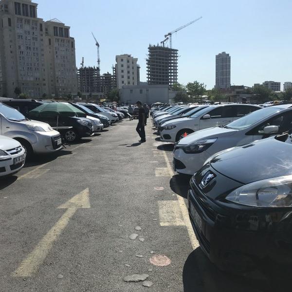 ÖTV'nin ardından Kartal Açık Oto Pazarı'ndan ilk fiyatlar