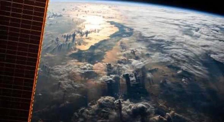 NASA Dünya'nın son halini yayınladı! Türkiye'nin fotoğrafı da var...