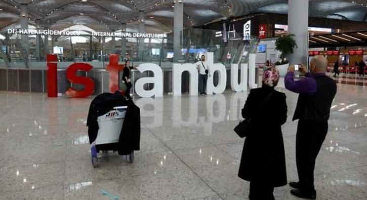 Kare kare İstanbul Havalimanı
