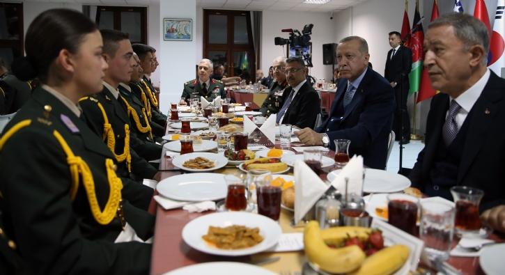 Başkan Erdoğan'dan operasyon sinyali