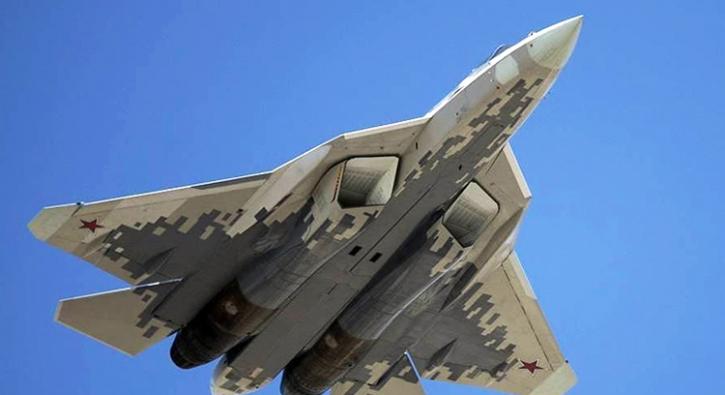 Rusya'dan Su-57 teklifi: Biz hazırız, projeye katılın