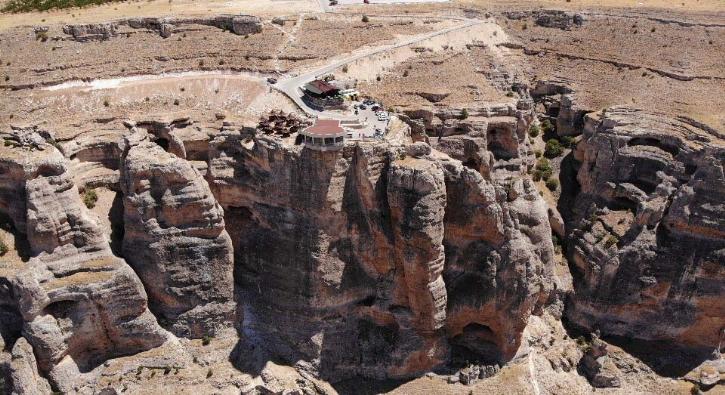Yer: Malatya... 65 milyon yıl öncesine dayanıyor