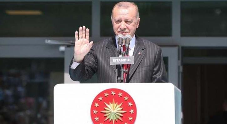 Başkan Erdoğan 2019-2020 eğitim öğretim yılı açılış törenine katıldı