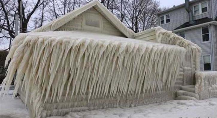 Dünyanın en soğuk kareleri