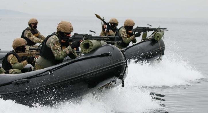 Türkiye'nin seçkin birlikleri arasında yer  alıyor: Düşmana korku salıyorlar