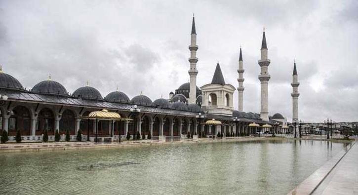 Kuzey Ankara Merkez Camisi ve Külliyesi'nden fotoğraflar