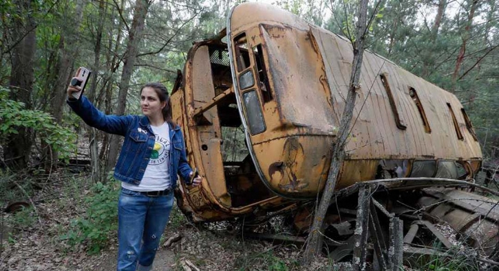 Çernobil dizisi zirveye oturdu; turistler bölgeye akın etti