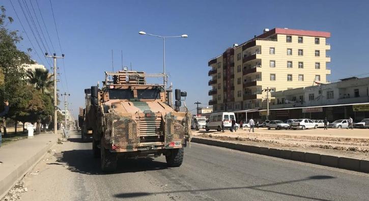 Suriye Milli Ordusu, Fırat'ın doğusuna girdi