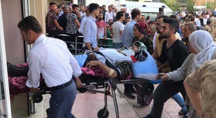 Bitlis'te katliam gibi kaza...