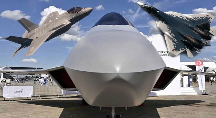 Türkiye F-35 almazsa ne olur? TF-X ve Rus savaş uçakları ile ilgili önemli açıklama