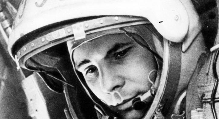 Sovyetler'in kahramanı Gagarin ve uzaya ilk adım