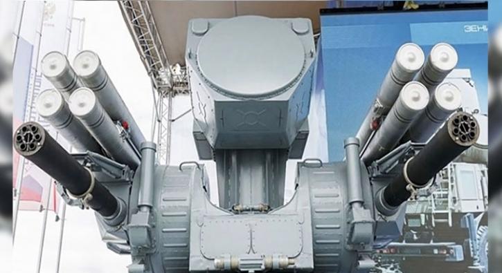 Rus savunma hattının 'savaş makinesi': Pantsir