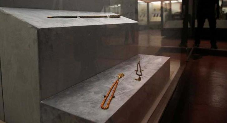 Abdülhamid Han'ın şahsi eşyaları ilk kez sergide
