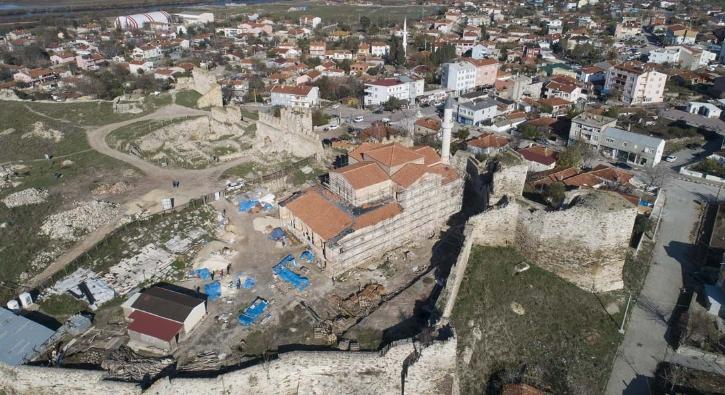 Fatih Sultan Mehmet camiye çevirmişti, depremde büyük hasar gördü, Şimdi ise...