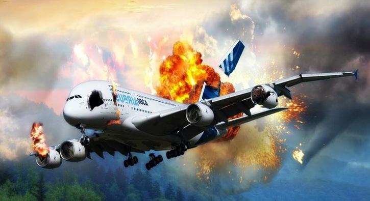 Gizemi açıklanamayan uçak kazaları